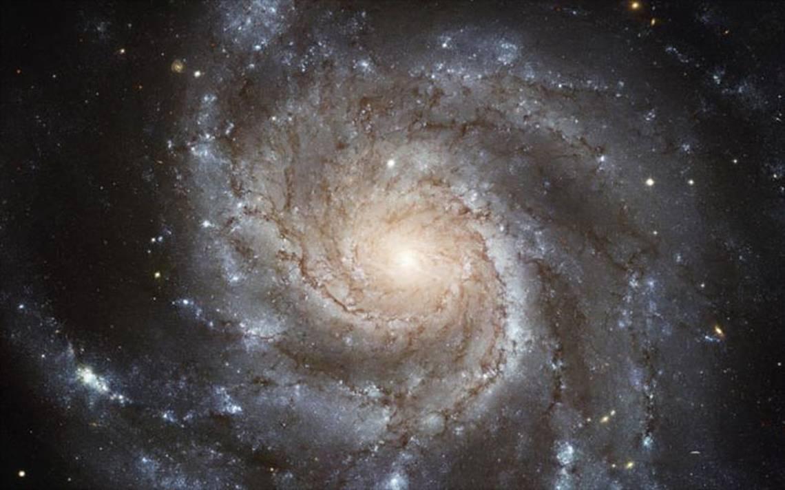 Esta es la foto más clara de cómo se ve el corazón de la Vía Láctea