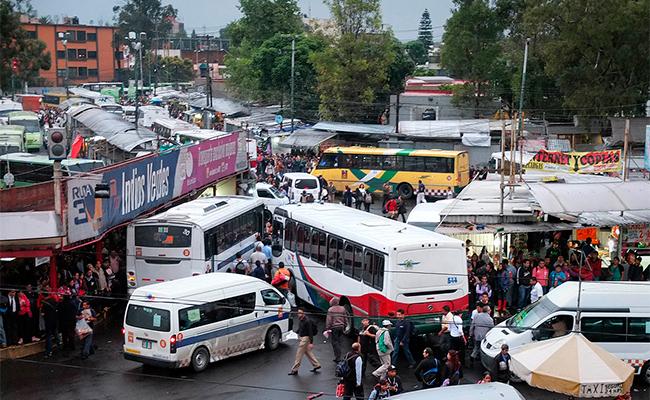 Consumo de drogas y alcohol en transporte público