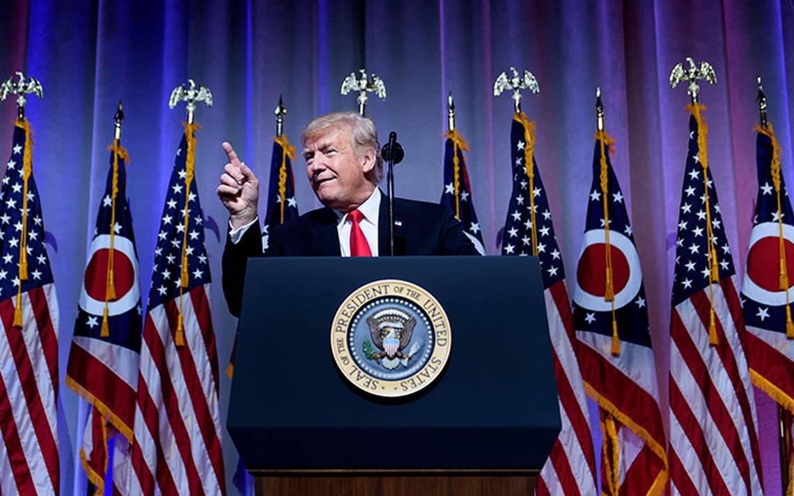 Inminente un gran acuerdo comercial con México: Trump