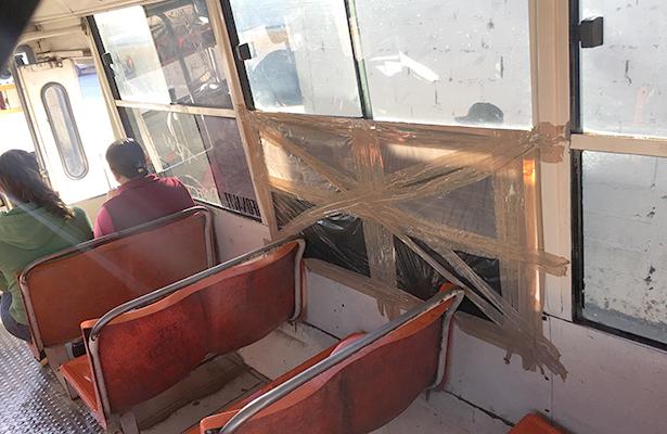Hay carencias en el sistema de transporte de Chihuahua