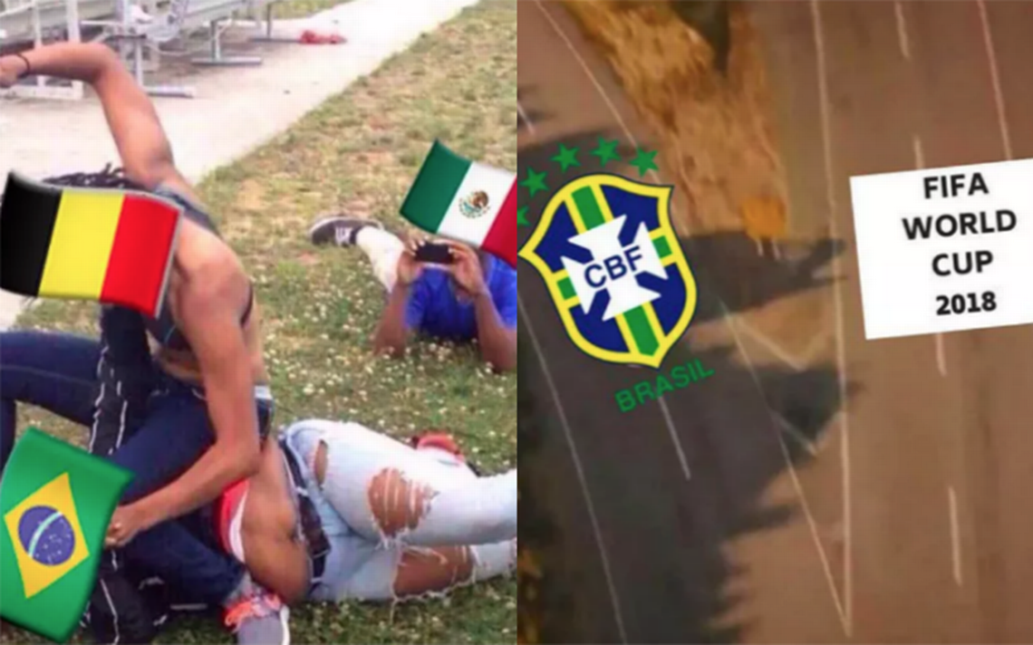 No me quiero ir señor Mundial… así despiden los memes a Brasil