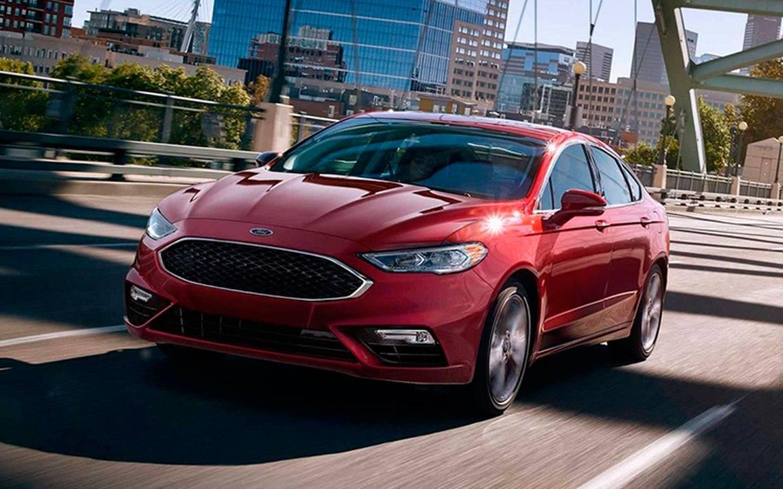 Ford trasladará producción de 'Sedán Fusion' desde México a China