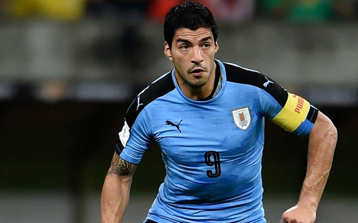 Luis Suárez lidera a la selección uruguaya en la Copa del Mundo de Rusia 2018