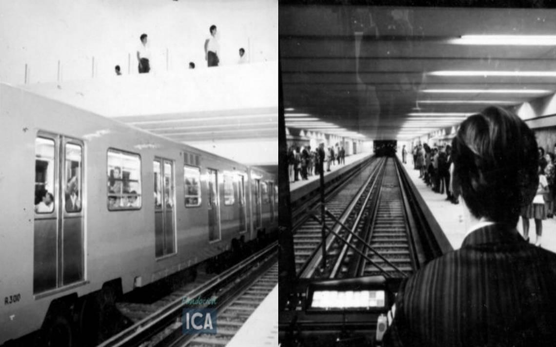 Metro de la CDMX está de manteles largos, hoy cumple 49 años de vida