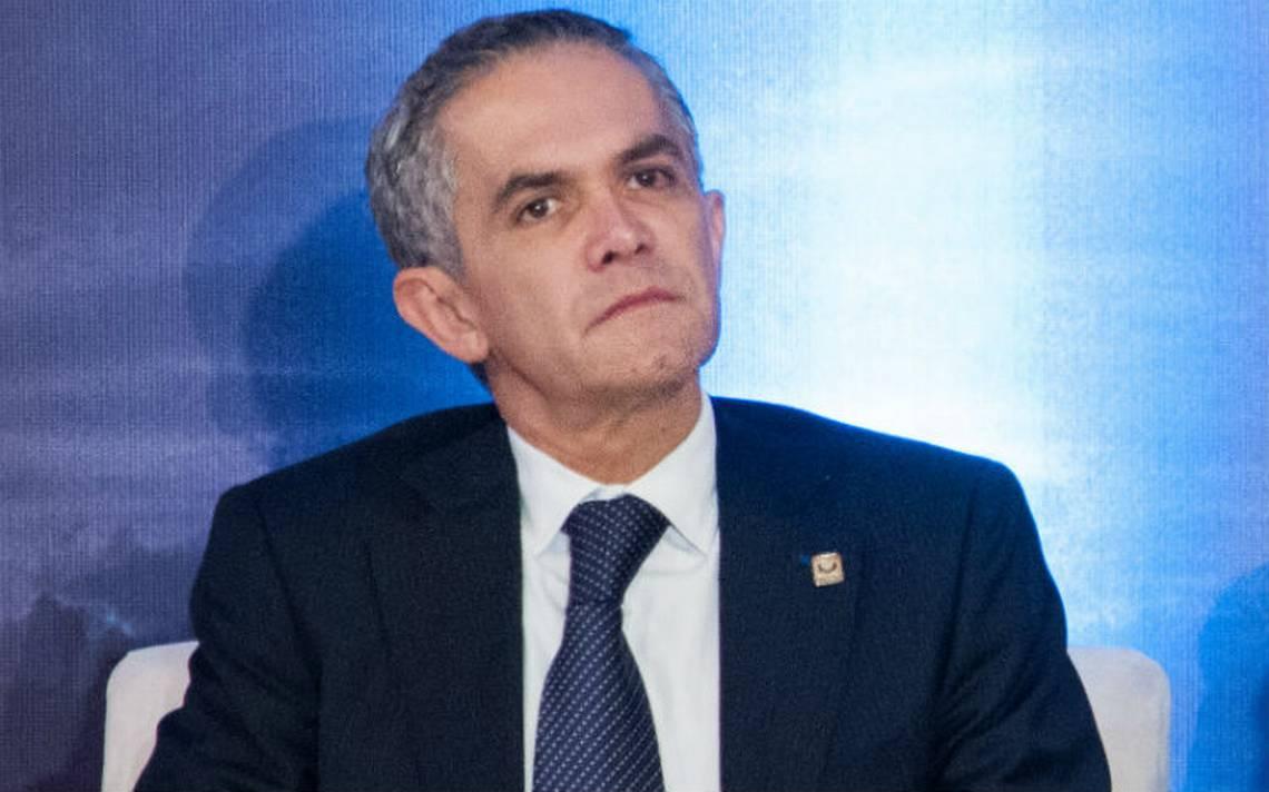 Fallece la madre del jefe de Gobierno, Miguel Ángel Mancera