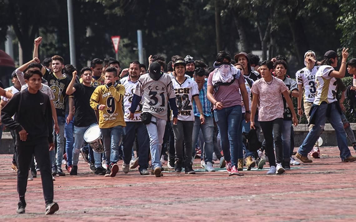 Porros en UNAM son inadmisibles, dice el exrector Juan Ramón de la Fuente