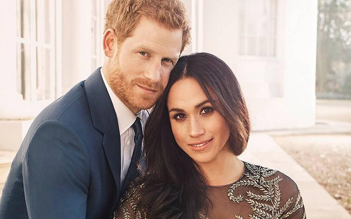 Enamoran a las redes: príncipe Harry y Meghan Markle publican fotos de su compromiso