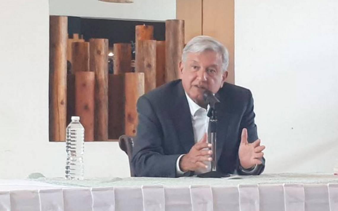 AMLO resalta actitud tolerante de Trump para alcanzar acuerdo USMCA