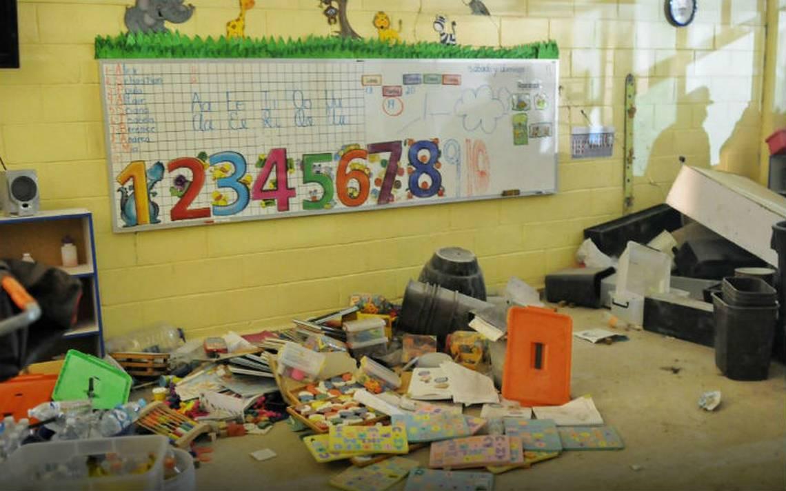 SEP contrata temporalmente a 21 maestros del Colegio Rébsamen