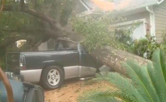 Tormenta tropical Cindy deja un menor muerto al tocar tierra en Louisiana