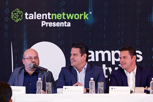 Presentan edición del Campus Party Guadalajara