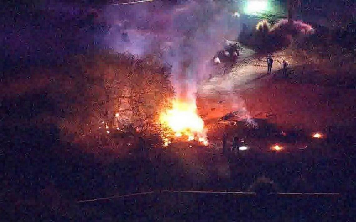 Se estrella avioneta en Arizona; hay seis muertos