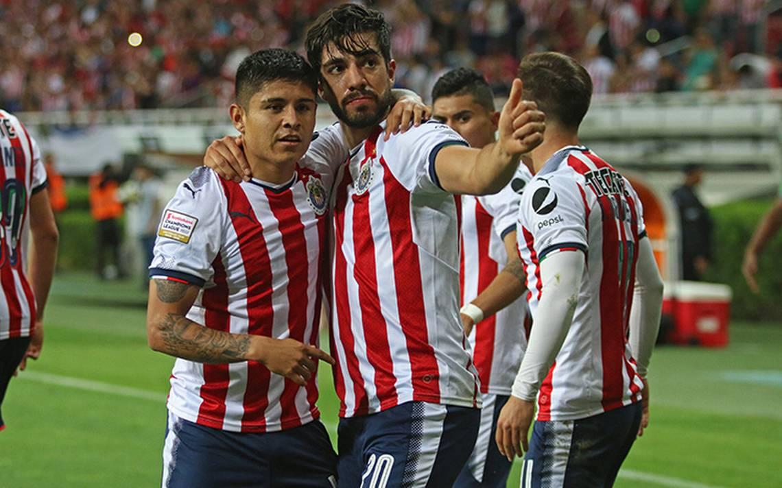 Chivas golea al Seattle Sounders y avanza a semifinales en Concachampions