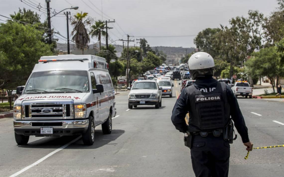 Hallan a bebé enterrado en una casa de Tijuana donde se registró un tiroteo
