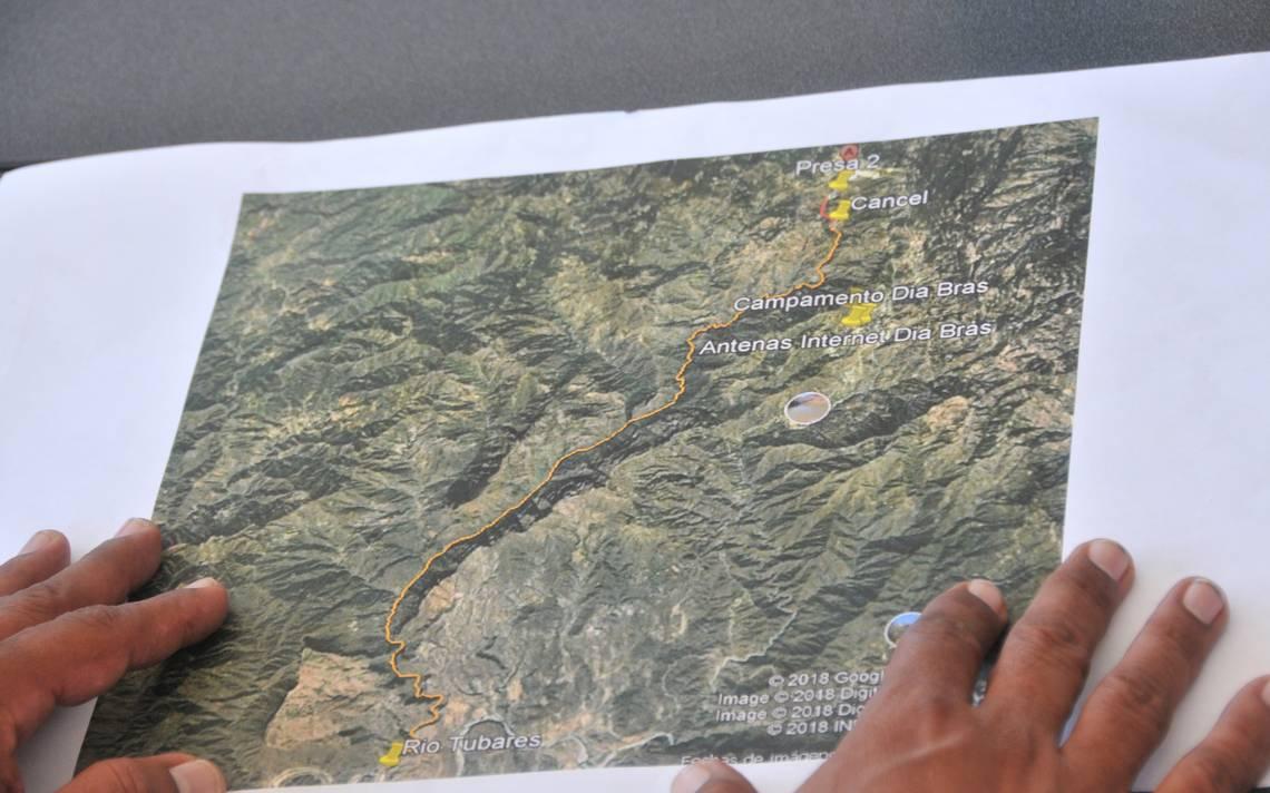 Encuentran sin vida a minero tras derrumbe en Urique, Chihuahua