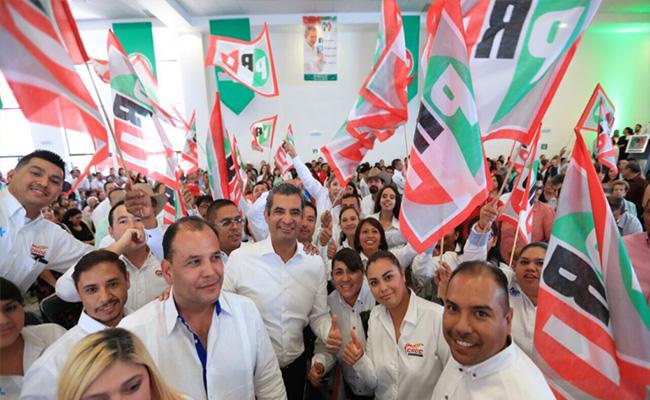 PRI defenderá el voto libre ciudadano en Edomex, le pese a quien le pese: Ochoa Reza