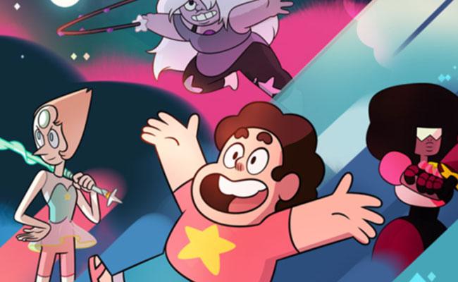 """Serie """"Steven universe"""" lanza disco con temas favoritos de fans"""