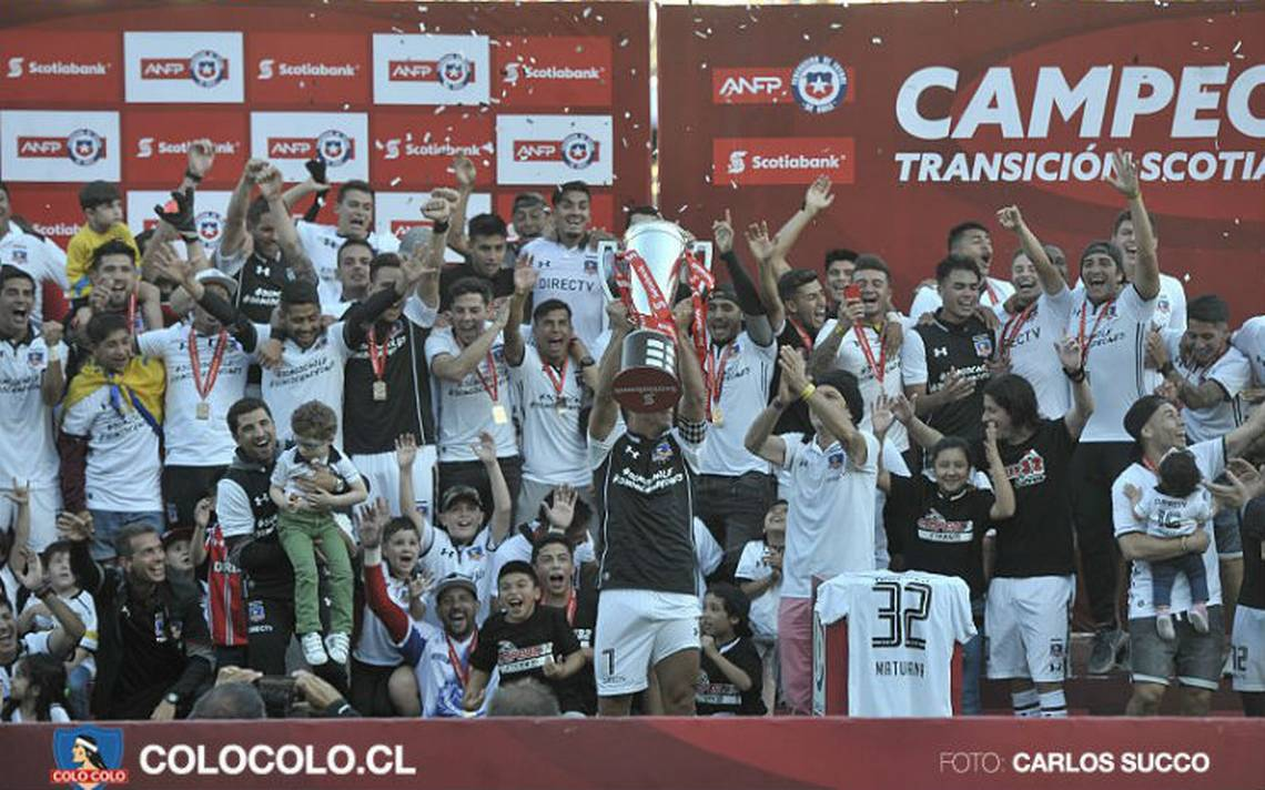Colo-Colo se consagra campeón en Chile y logra su estrella número 32