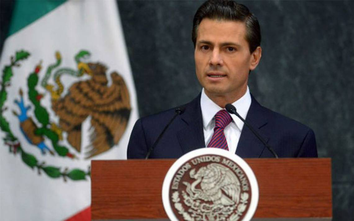 """Enrique Peña Nieto visitará la OCDE y asistirá a Cumbre """"One Planet"""" en París"""
