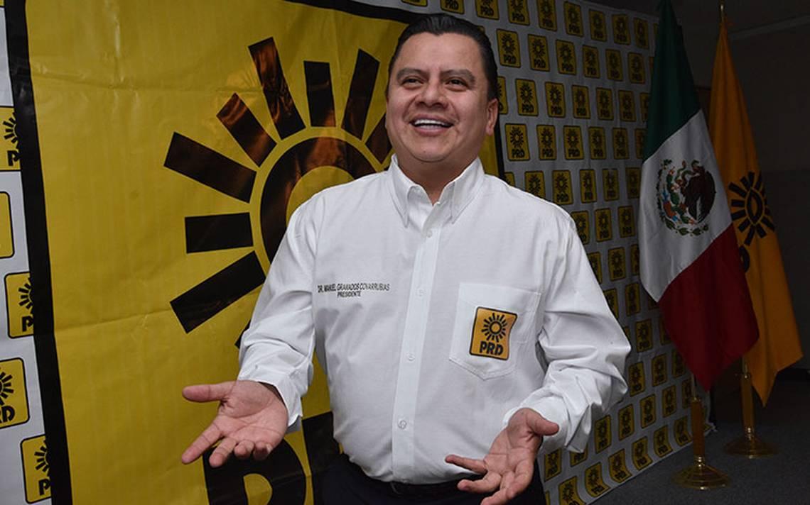 Rechaza Manuel Granados 'agandalle' del PAN en el Frente