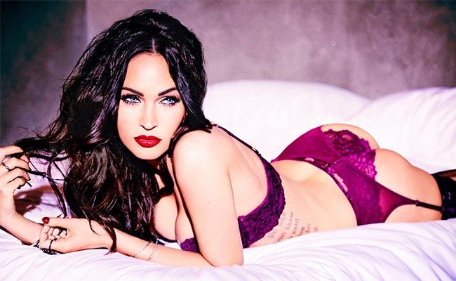 ¡Megan Fox luce lencería y regresa más sexy que nunca!