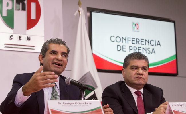 Alista PRI impugnación contra fallo del INE en Coahuila