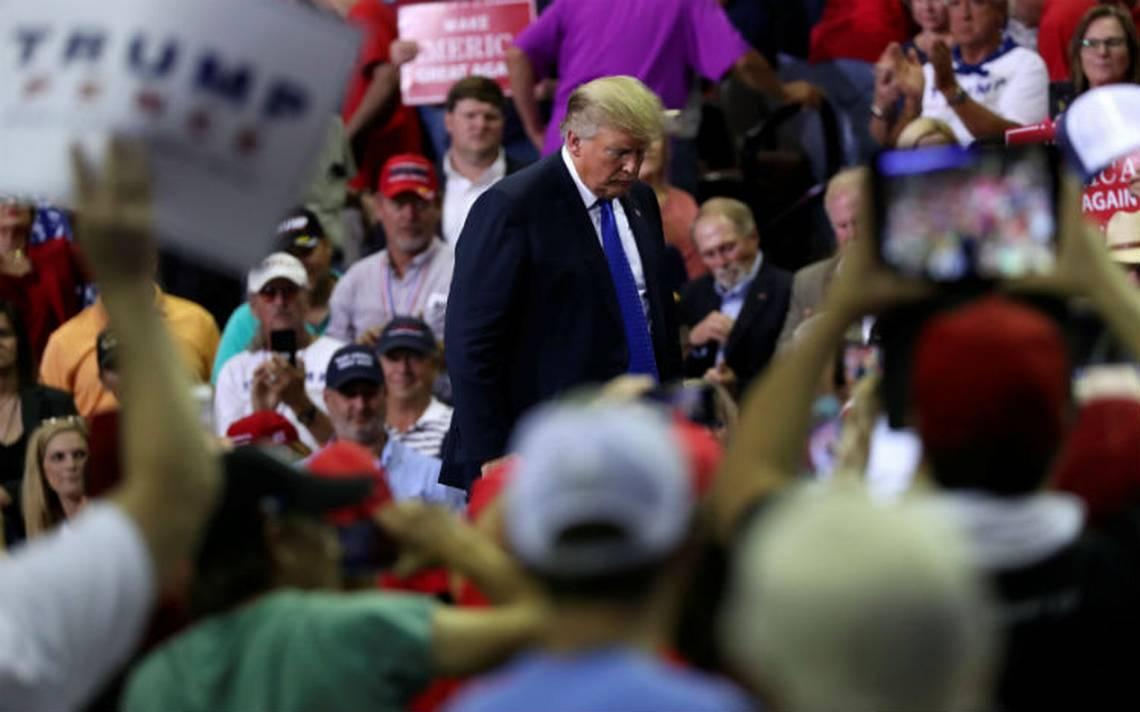 Casa Blanca niega evasiA?n de impuestos de Trump denunciada por New York Times