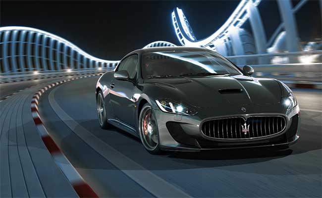 Hombre se roba un Maserati de 150 mil dólares durante prueba de manejo