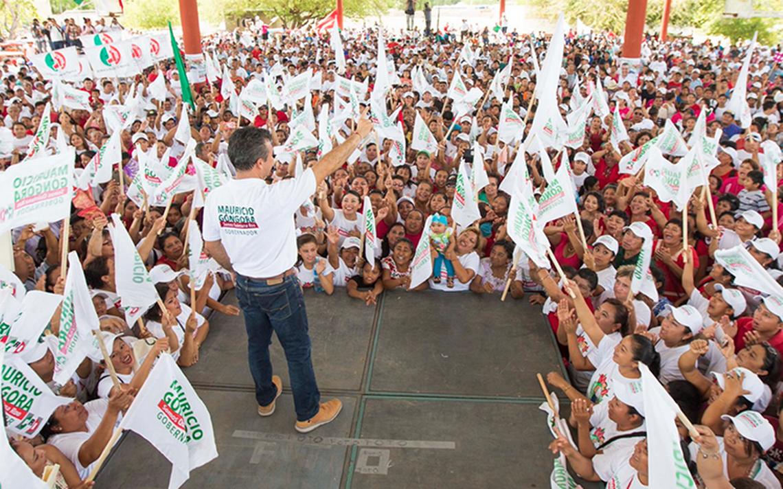 Vinculan a proceso a Mauricio Góngora, excandidato a gobernador de Quintana Roo