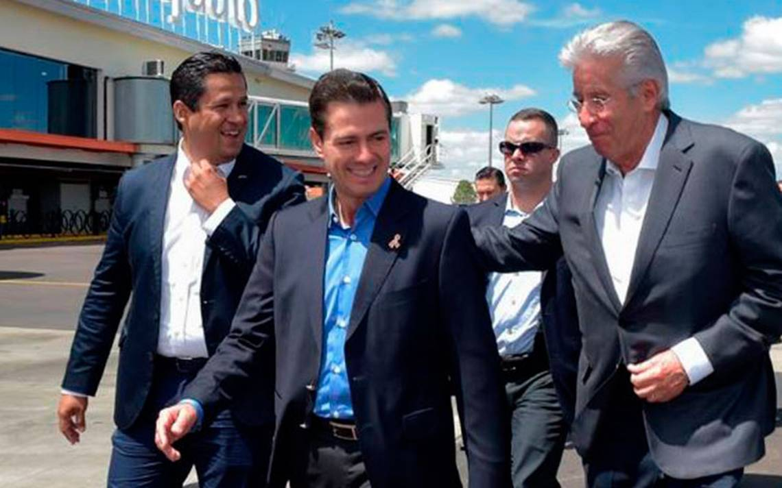Concretar el nuevo acuerdo USMCA, todo un reto personal, admite Peña Nieto