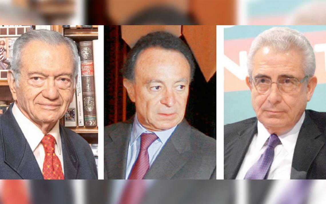 Banxico da pensiones especiales a Zedillo, Carstens y 881 mexicanos
