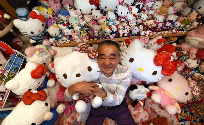 Conoce la colección Hello Kitty más grande del mundo