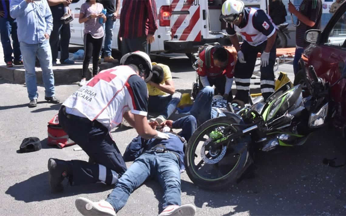 Motociclistas de Irapuato, imprudencia en dos ruedas