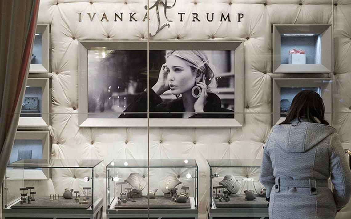 Ivanka Trump cierra su marca de ropa para enfocarse a trabajo en la Casa Blanca