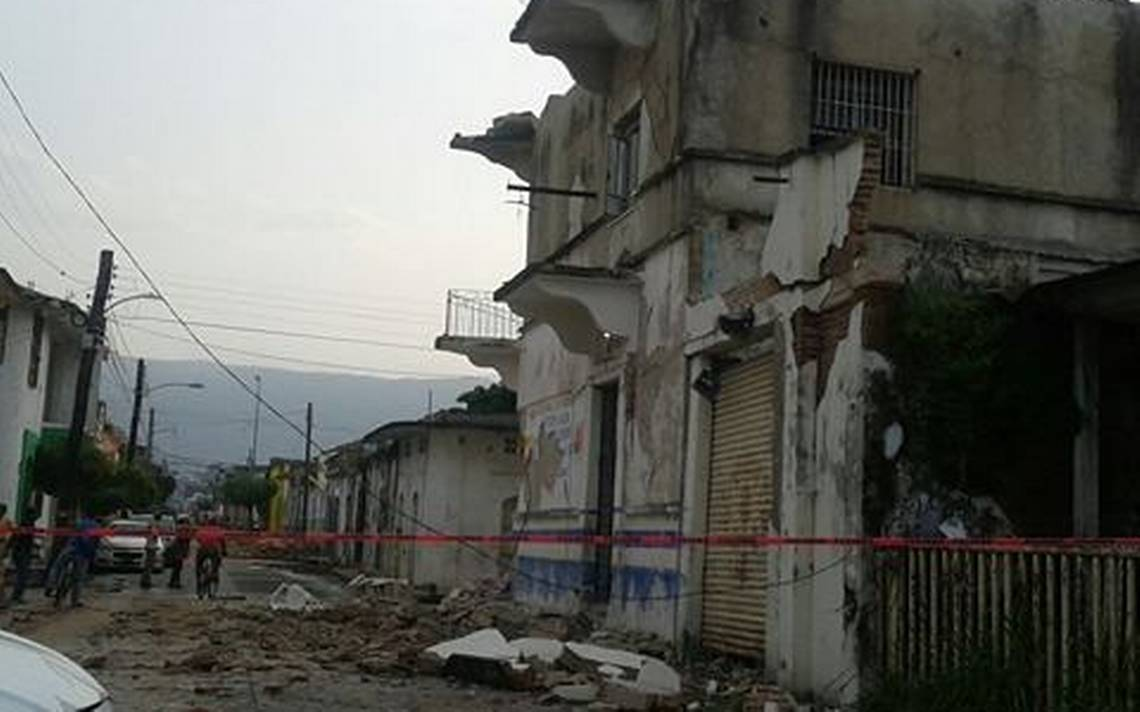 Aumenta a 50 mil el número de casas dañadas en Chiapas por sismo
