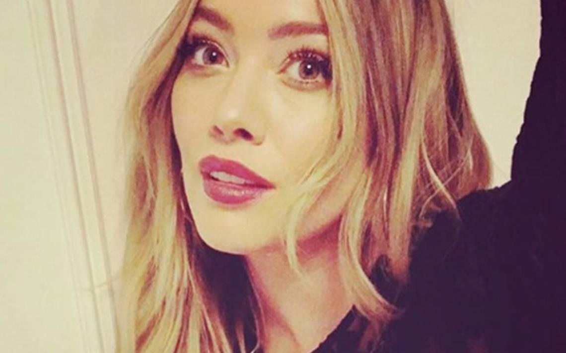 Hilary Duff anuncia que ¡va a ser mamá! de una niña