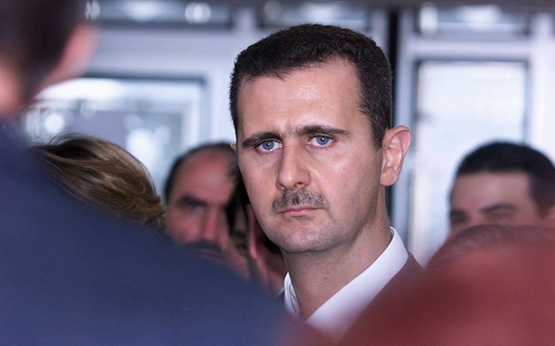 Francia retira distinción de la Legión de Honor a Bashar al Asad