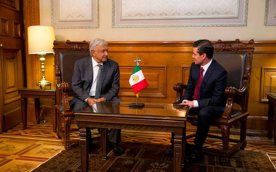 López Obrador es el ganador auténtico, destaca Peña Nieto