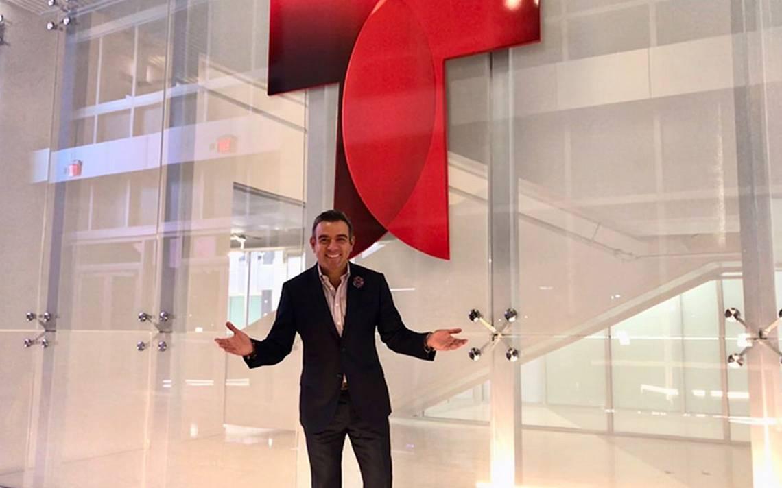Héctor Sandarti debuta en Telemundo en programa matutino