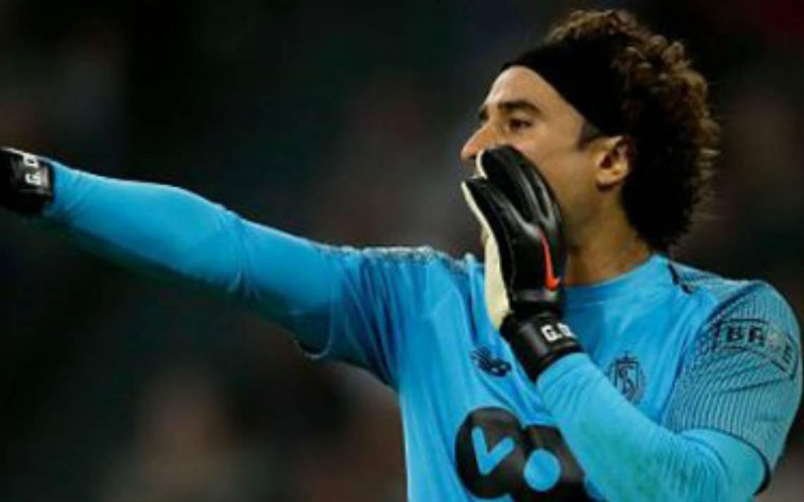 Memo Ochoa y Standard pierden de último minuto el Clásico Belga