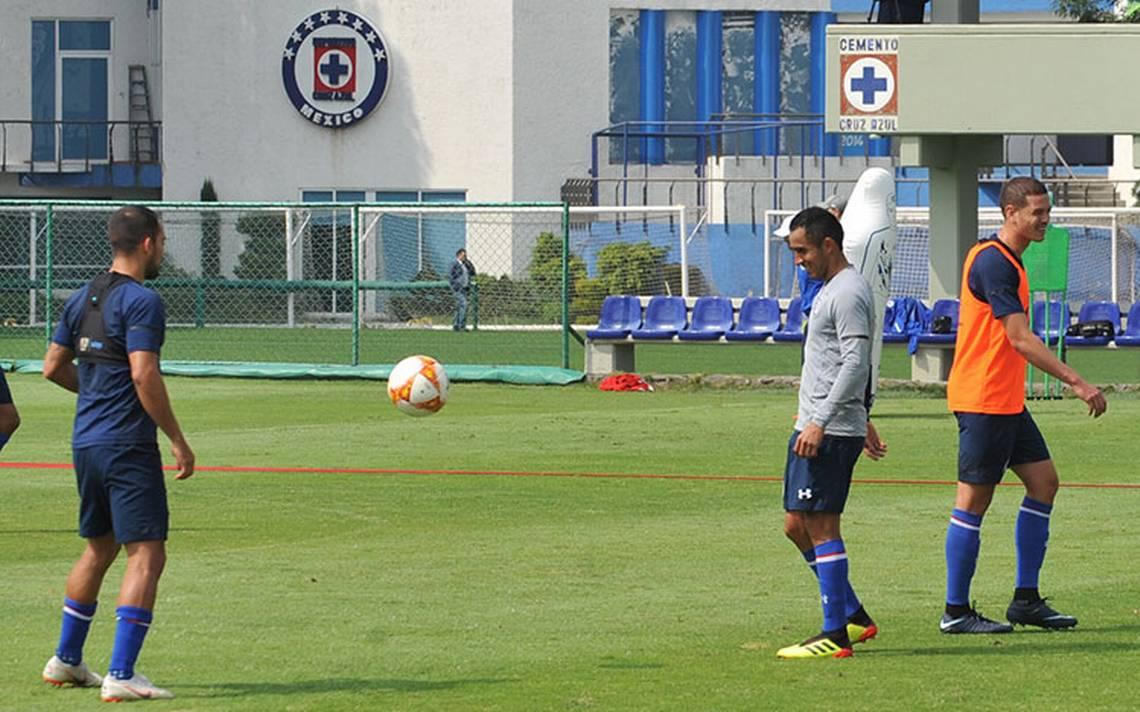 Adrián Aldrete piensa ser campeón con Cruz Azul