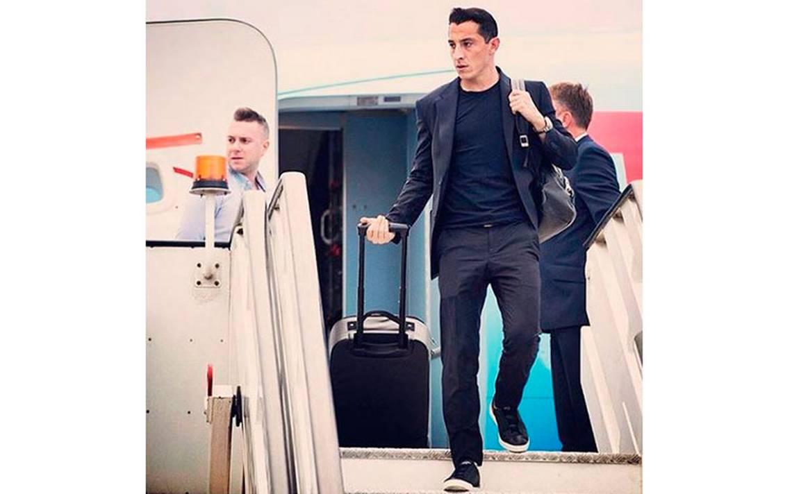 Andrés Guardado se quiere ir a la MLS