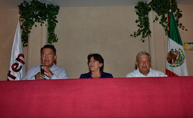 Morena gana más distritos en Edomex, pero no le alcanzan los votos