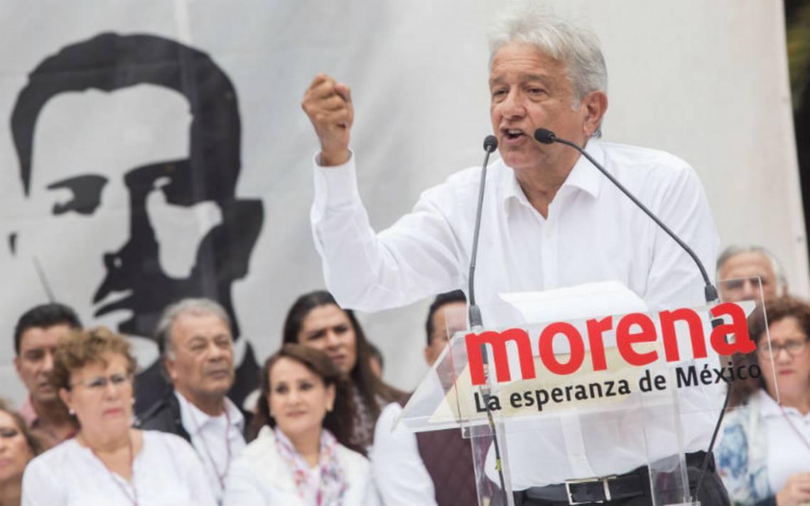 Morena abre fideicomiso para damnificados y anuncia apoyo de 103 mdp