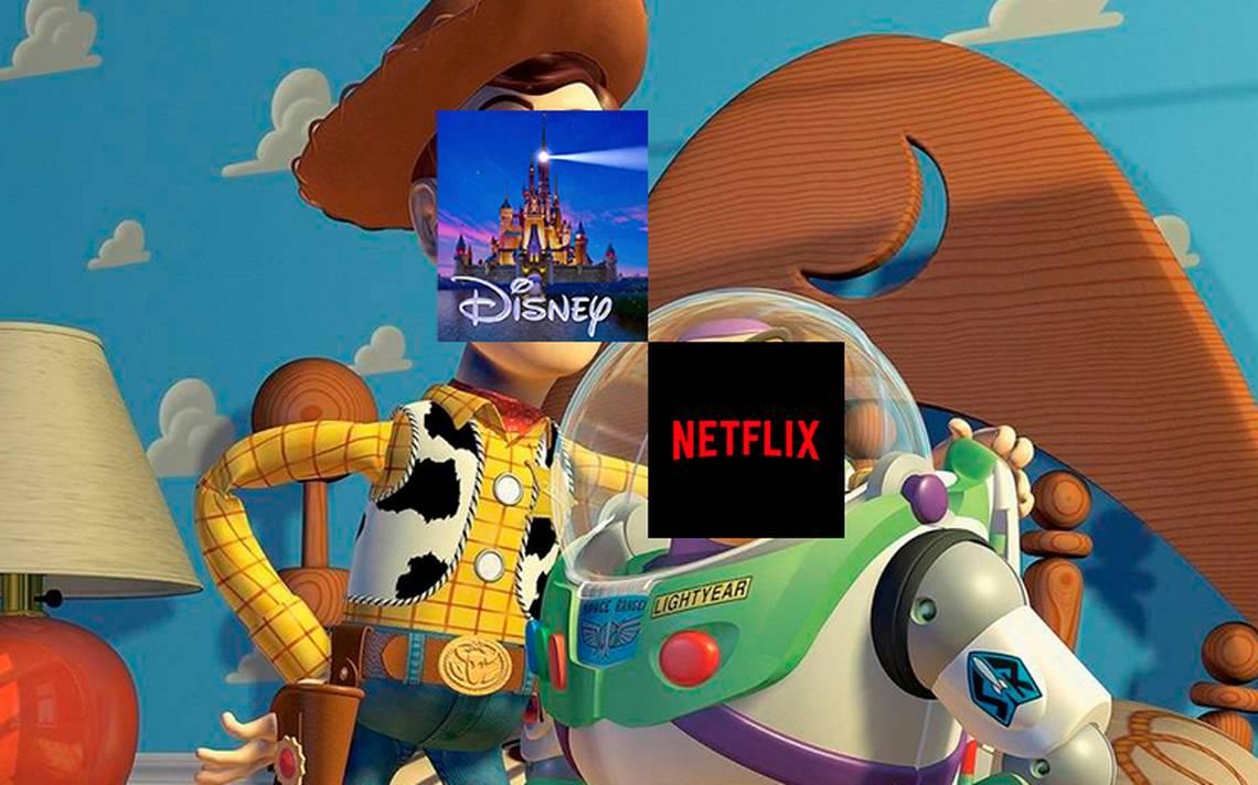 ¡Yo soy tu amigo fiel! Disney se va de Netflix EU pero se queda en Latinoamérica