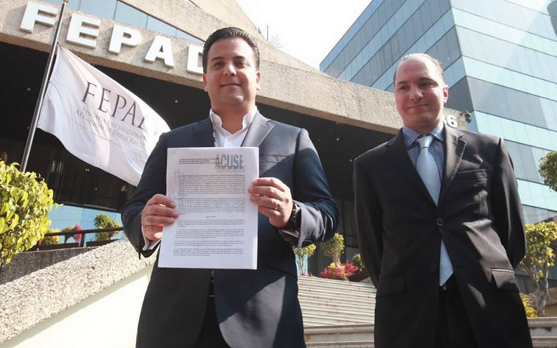 Presenta el PAN denuncia en Fepade por campañas del PRI en 2016
