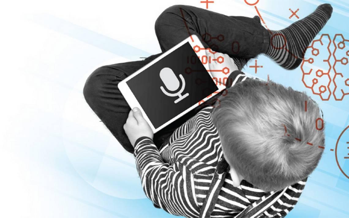 La GeneraciA?n Alpha manda con la voz en dispositivos tecnolA?gicos