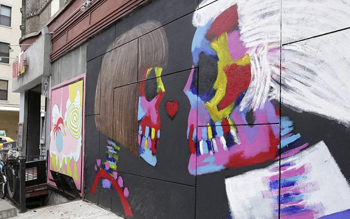 Graffiti, el arte urbano que invade las calles del mundo