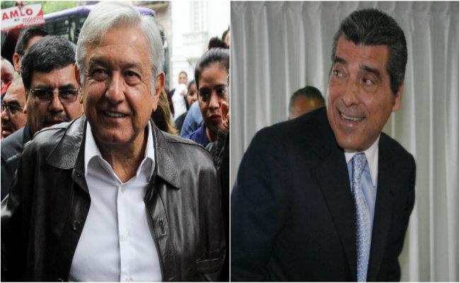 "El amigo de Fox, Lino Korrodi se suma a Morena; ""se vale rectificar"", dice AMLO"