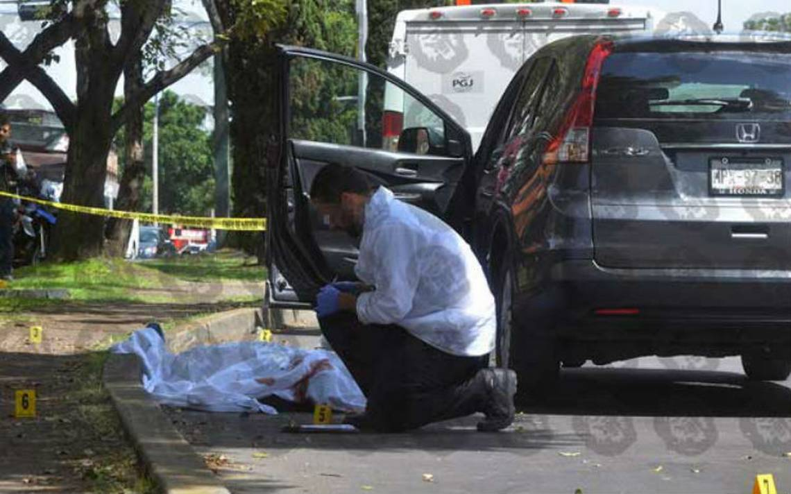 Persecución desata balacera en Coyoacán, hay un muerto y un detenido